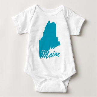 State Maine Baby Bodysuit