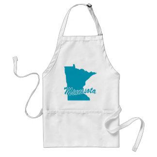 State Minnesota Adult Apron