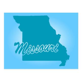 State Missouri Postcard