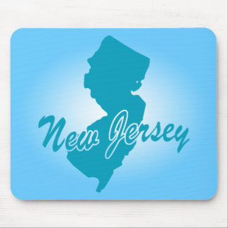 State New Jersey Mouse Pad