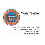 State of Arizona seal Business Card