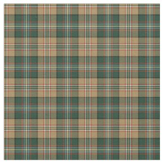 State of Arizona Tartan Fabric