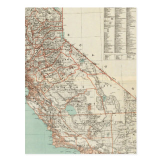 State of California 2 Postcards