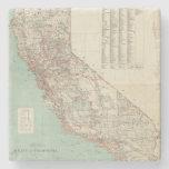State of California 2 Stone Coaster