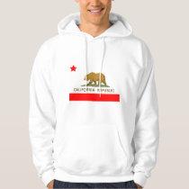 State of California Flag Hoodie
