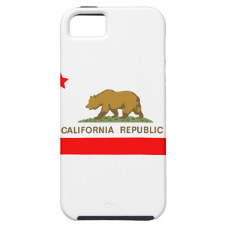 State of California Flag iPhone SE/5/5s Case