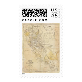 State of California Postage Stamp