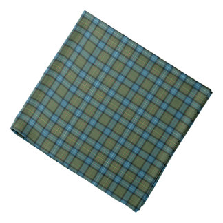 State of California Tartan Bandana