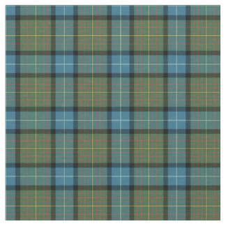 State of California Tartan Fabric