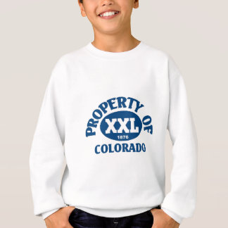State of Colorado Sweatshirt