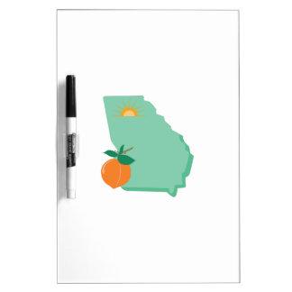 State Of Georgia Dry-Erase Whiteboards