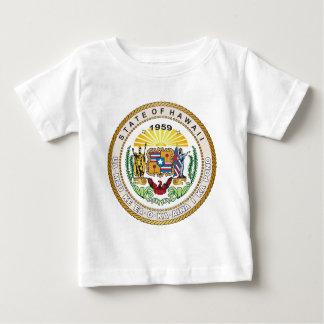 State of Hawaii Great seal Infant T-shirt