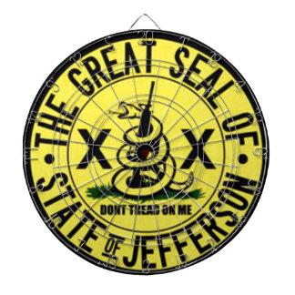 State of Jefferson Dartboards
