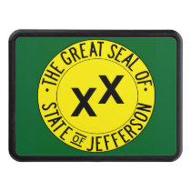 State of Jefferson Hitch Cover