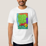 State of Jefferson - The 51st State T Shirts