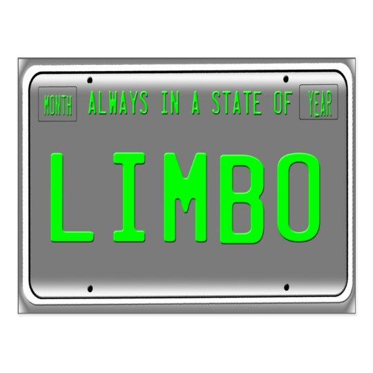 State of Limbo Postcard