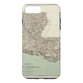 State of Louisiana iPhone 7 Plus Case
