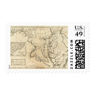 State of Maryland 2 Postage