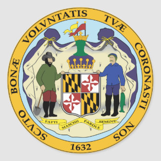 STATE OF MARYLAND SEAL