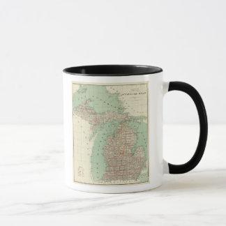 State of Michigan Mug