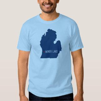 State of Michigan T-Shirt