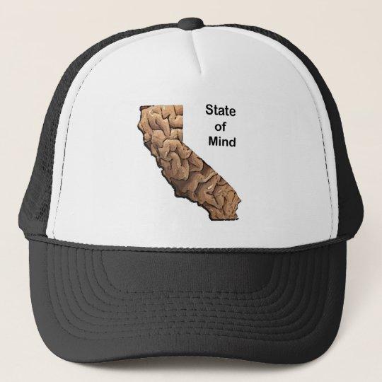 State of Mind: California Trucker Hat