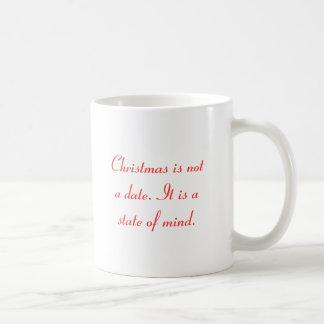 state of mind. coffee mug