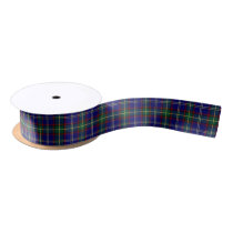 State of Minnesota Tartan Satin Ribbon