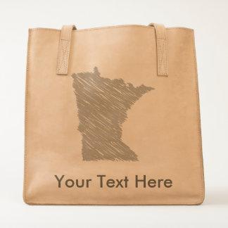 State of Minnesota Tote