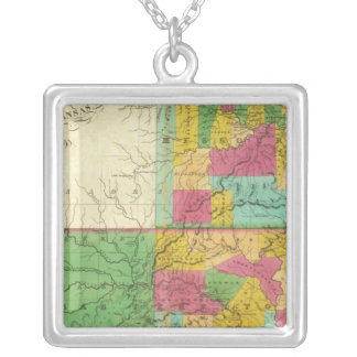 State of Missouri and Territory of Arkansas Necklaces