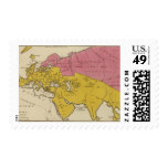 State of Nations at the Christian aera Stamp