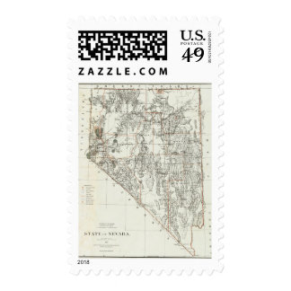 State Of Nevada Postage