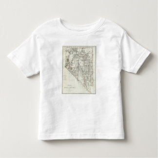 State Of Nevada Toddler T-shirt