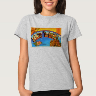State of New #2 York NY Vintage Travel Souvenir T-shirt