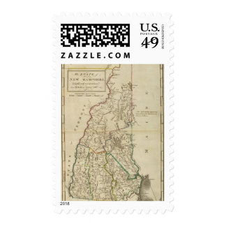 State of New Hampshire 2 Stamps
