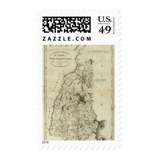 State of New Hampshire 4 Postage