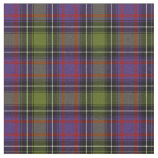 State of New Hampshire Tartan Fabric