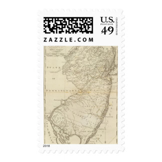 State of New Jersey 2 Postage Stamp
