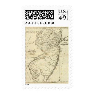 State of New Jersey Stamps