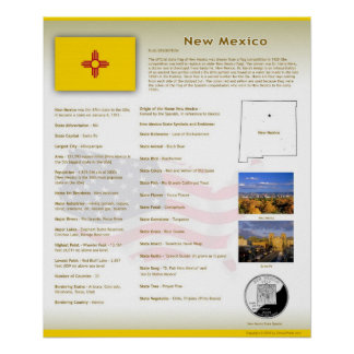 State of New Mexico,NM Posters