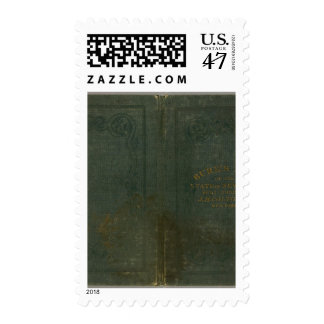 State of New York by DH Burr 2 Postage