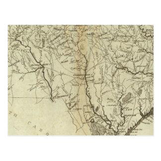 State of North Carolina 2 Postcard