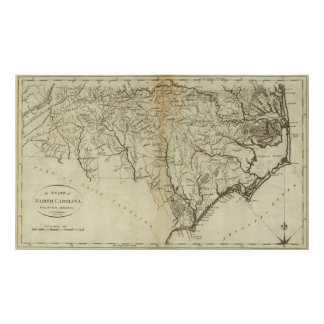 State of North Carolina 2 Poster