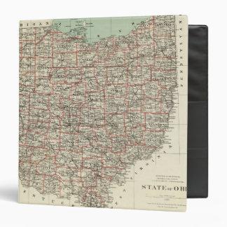 State of Ohio 3 Ring Binder