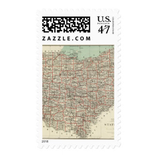 State of Ohio Postage