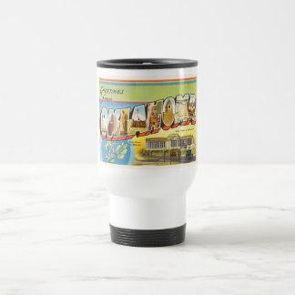State of Oklahoma OK Old Vintage Travel Souvenir Travel Mug