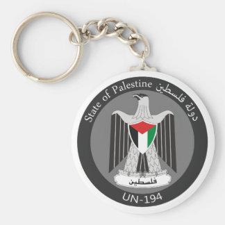 State of Palestine Keychains