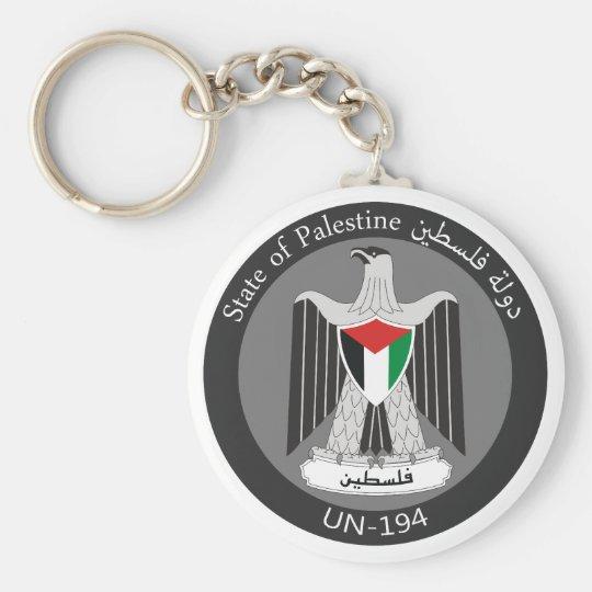 State of Palestine Keychain