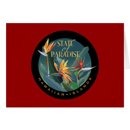 State of Paradise Card