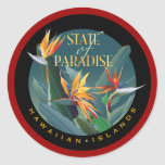 State of Paradise Stickers